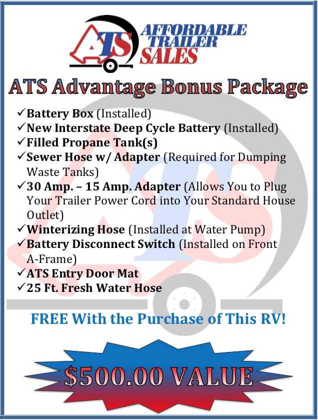 Purchase Includes: FREE ATS Advantage Bonus Package!